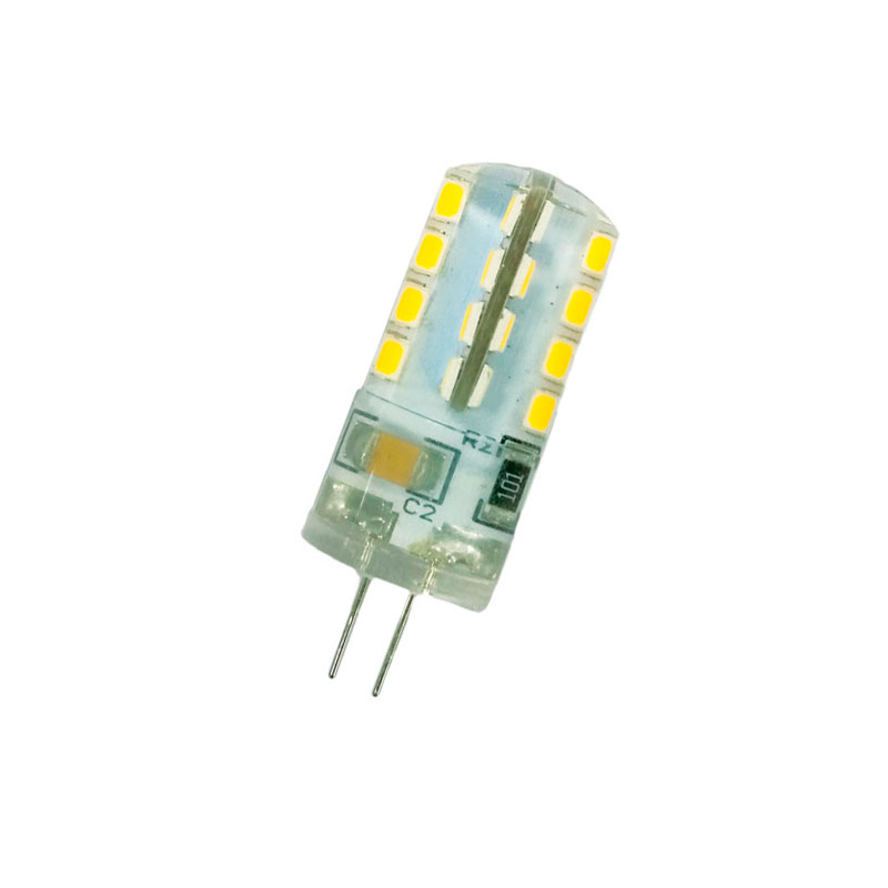 купить Лампочка Rev LED JC G4 2,5W 4000K холодный свет 220V 32438 6 по цене 84 рублей
