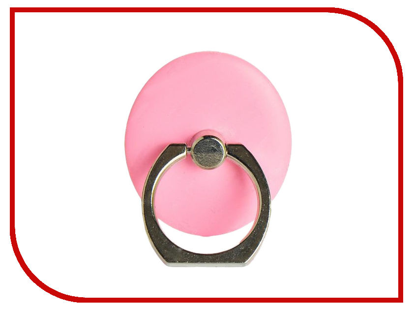 Кольцо iRing 360 Kickstand Pink