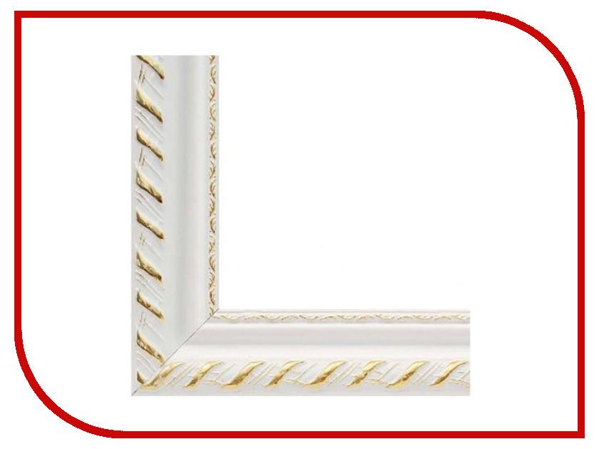 Рамка Белоснежка Constance 40x50cm White 2645-BB