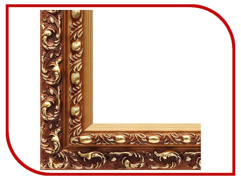 Рамка Белоснежка Violetta 40x50cm Gold 2610-BB от Pleer