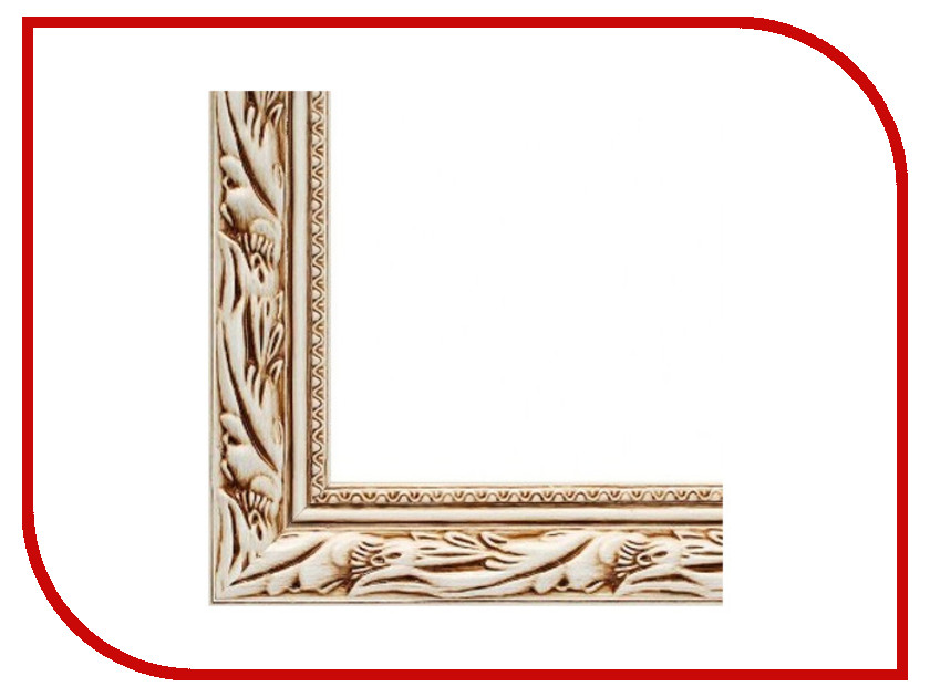 Рамка Белоснежка Kleopatra 40x50cm White 2595-BB гарнитура bb mobile micron 4 white