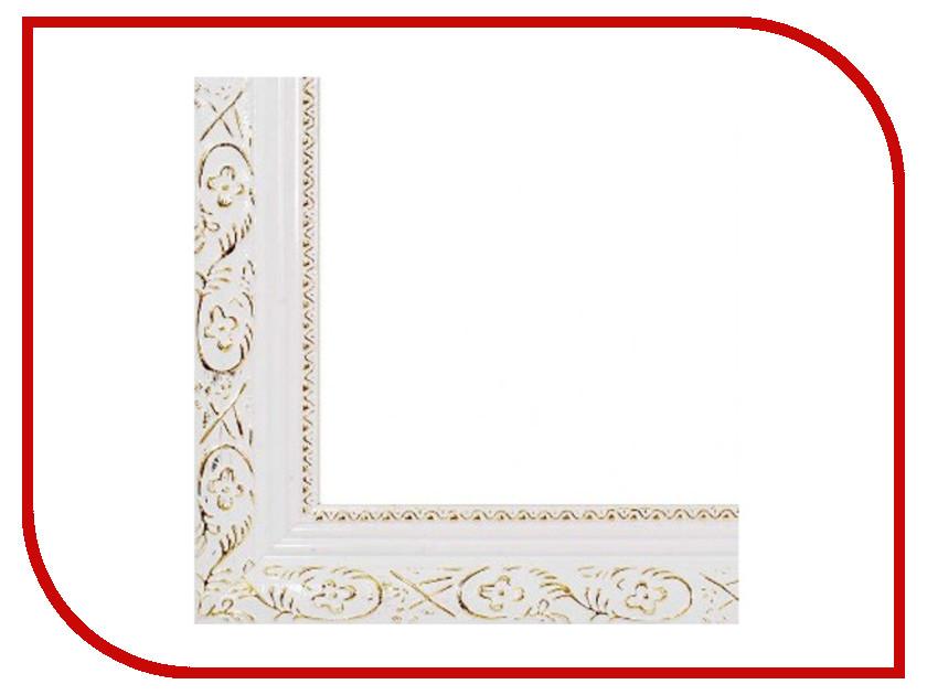 Рамка Белоснежка Antique 40x50cm White 2575-BB гарнитура bb mobile micron 4 white