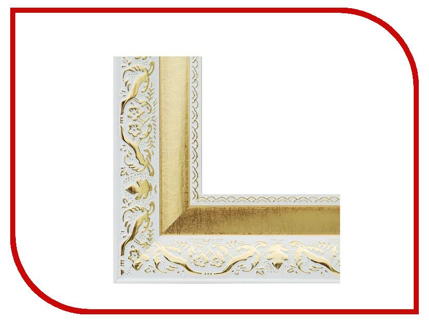 Рамка Белоснежка Patricia 40x50cm White-Gold 2345-BB гарнитура bb mobile micron 4 white