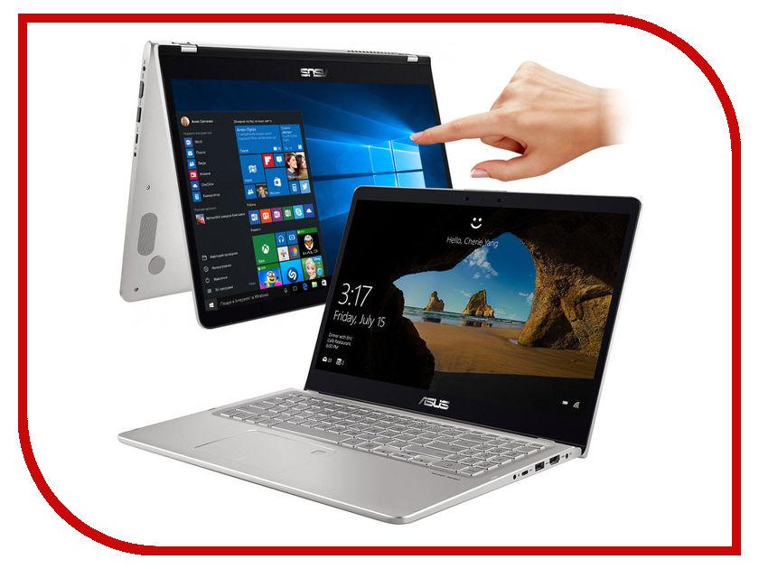 Ноутбук ASUS Zenbook Flip UX561UN-BO004T 90NB0G32-M00320 (Intel Core i7-8550U 1.8 GHz/8192Mb/1000Gb + 128Gb SSD/nVidia GeForce MX150 2048Mb/Wi-Fi/Bluetooth/Cam/15.6/1920x1080/Touchscreen/Windows 10 64-bit) ноутбук asus k751sj ty020d 90nb07s1 m00320