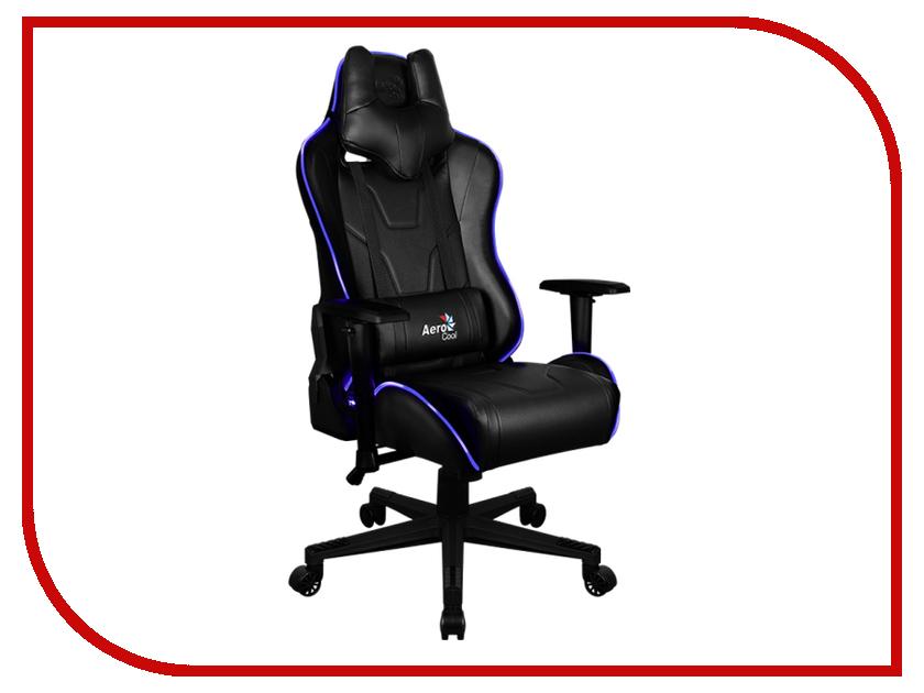 Компьютерное кресло AeroCool AC220 AIR RGB-B ac220 rgb b