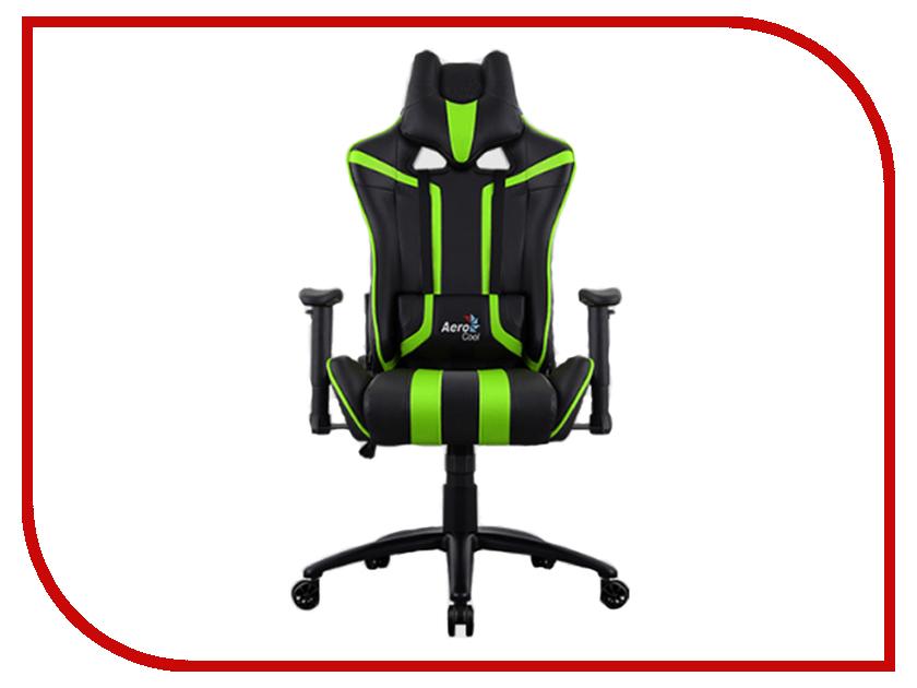 Компьютерное кресло AeroCool AC120 AIR-BG недорго, оригинальная цена