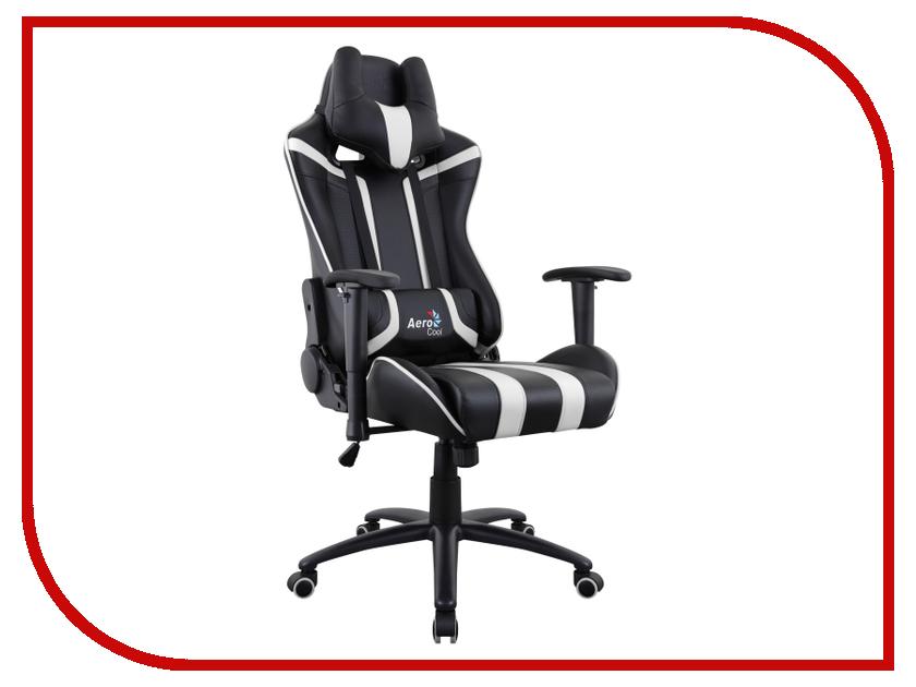 Картинка для Компьютерное кресло AeroCool AC120 AIR-BW