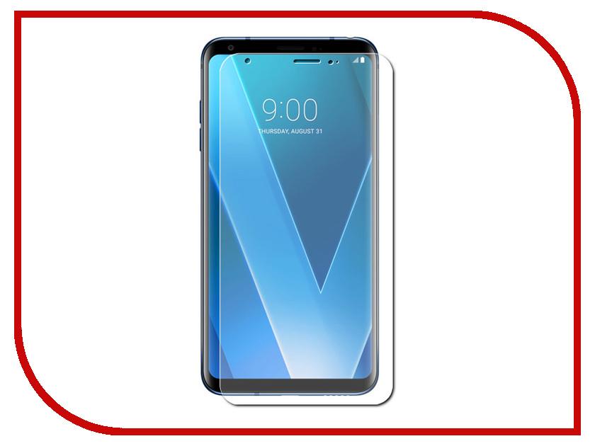 Аксессуар Защитное стекло LG V30 Plus H930DS Svekla ZS-SVLGH930DS аксессуар защитное стекло svekla для apple iphone 6 6s plus svekla 0 26mm zs svap6 6splus