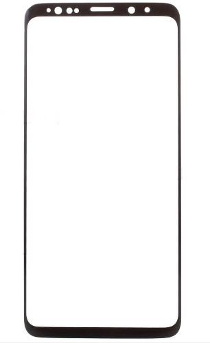 Аксессуар Закаленное стекло DF для Samsung Galaxy S9 3D Full Screen sColor-34 Black