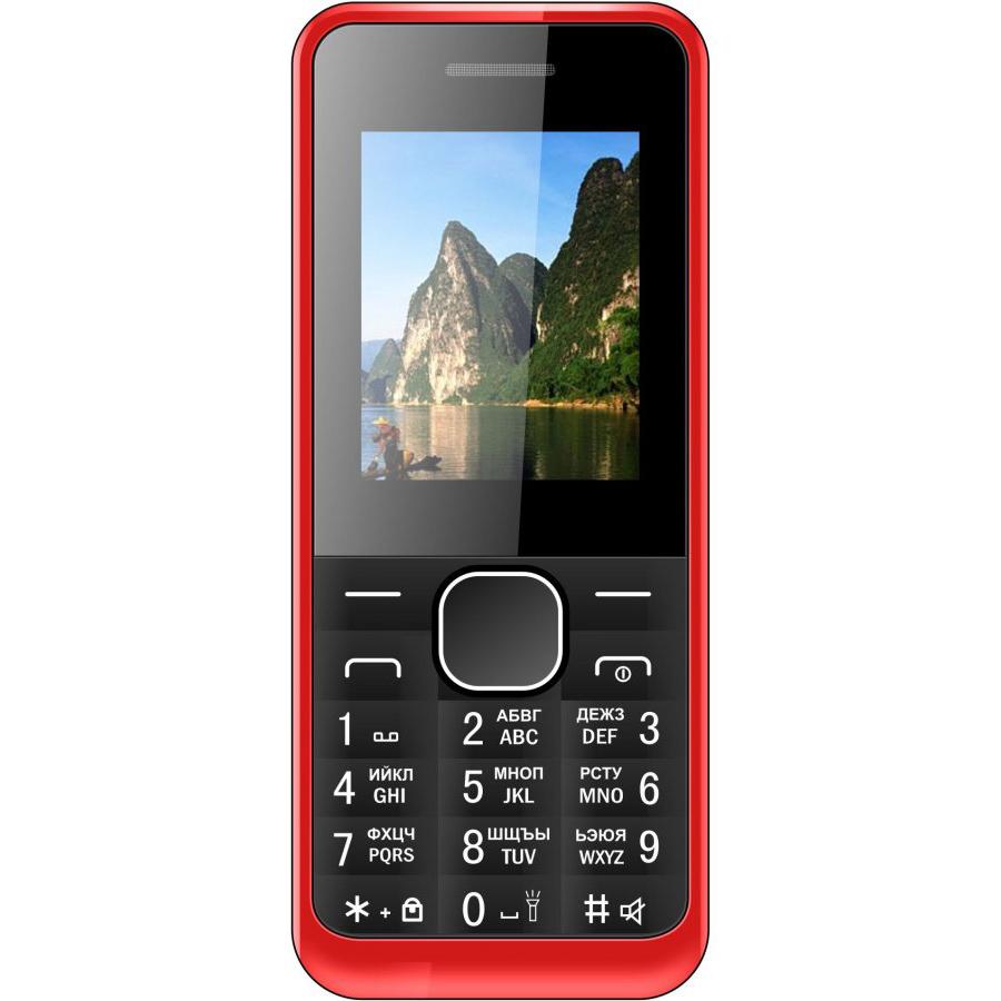 Сотовый телефон Irbis SF06 Red