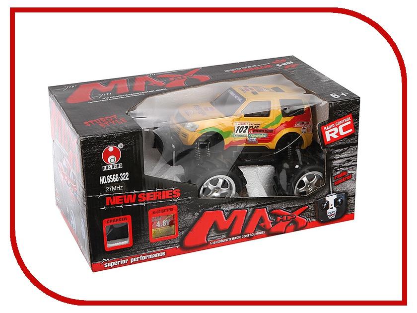 Радиоуправляемая игрушка Hua dong toys Max HP 6568-322<br>