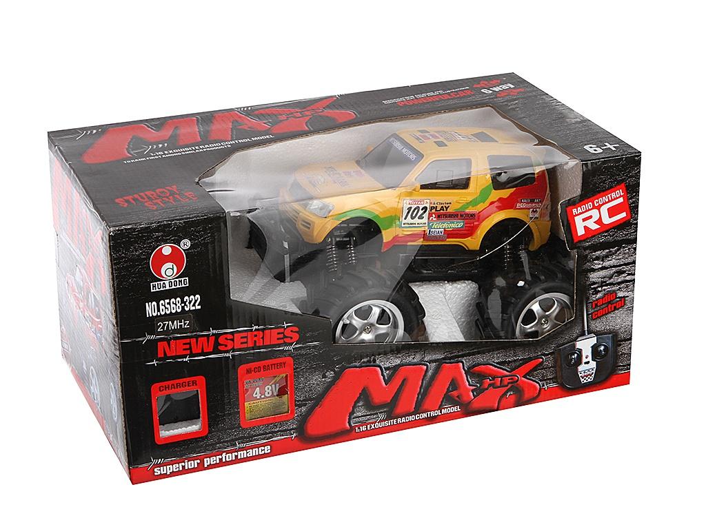 Машина Hua dong toys Max HP 6568-322<br>