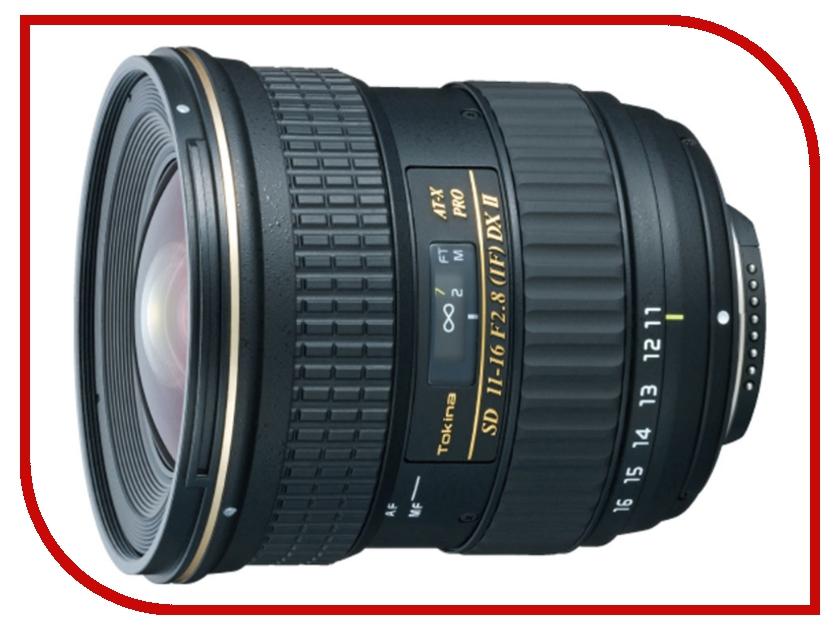 Объектив Tokina AT-X 116 Pro DX II Nikon F<br>