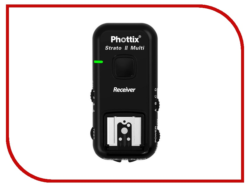 Радиосинхронизатор Phottix Strato II Receiver for Canon 15656