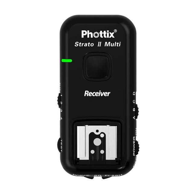 лучшая цена Радиосинхронизатор Phottix Strato II Receiver for Canon 15656