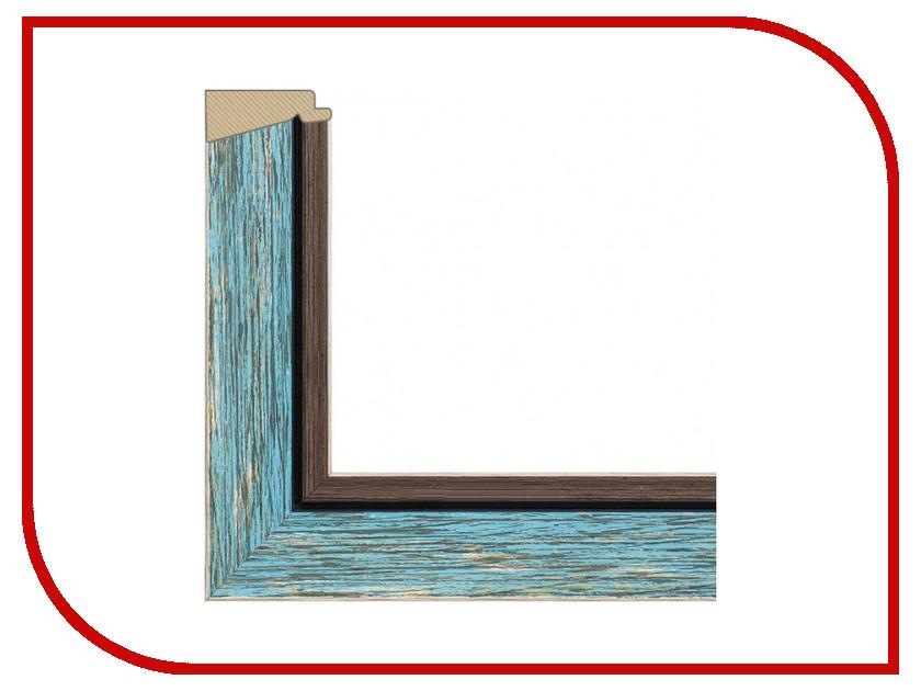 Рамка Белоснежка Nancy 30x40cm Grey-Brown 1268-BL от Pleer