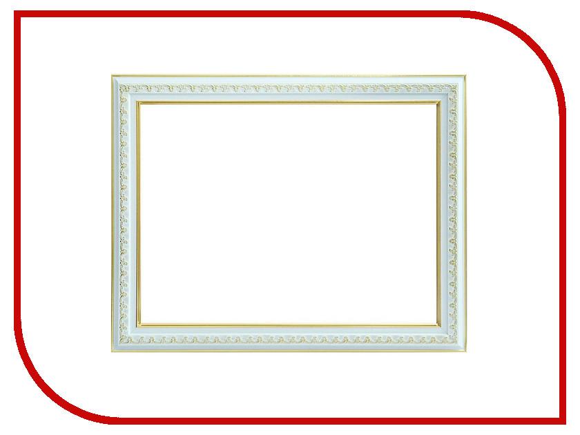 Рамка Белоснежка Bella 30x40cm Silver-Gold 1056-BL от Pleer