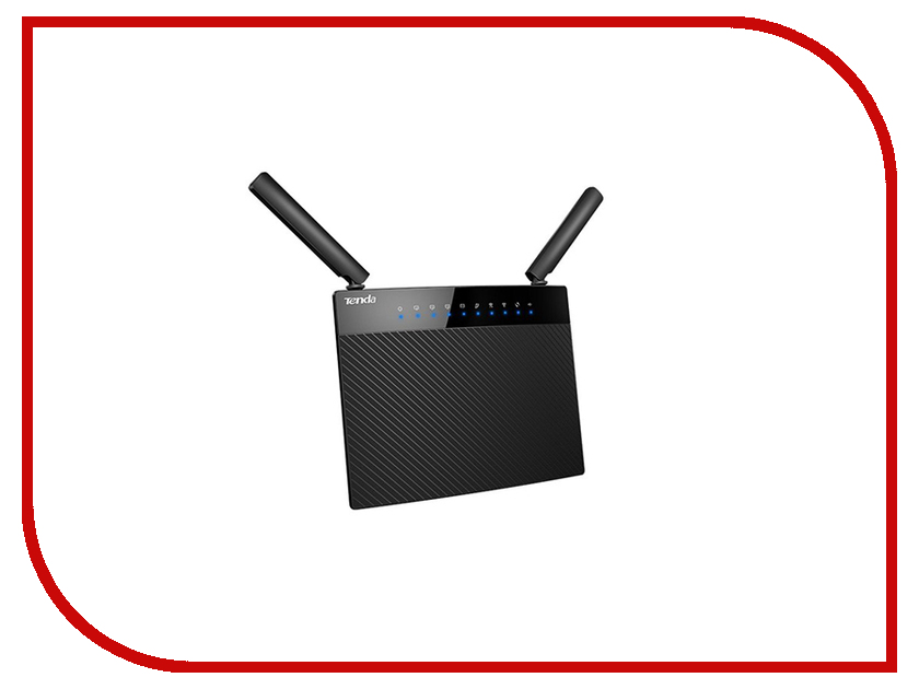 Wi-Fi роутер Tenda AC9 wi fi роутер tenda w316r