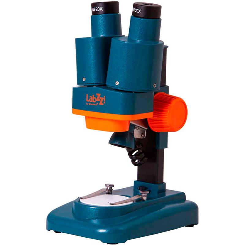 Микроскоп Levenhuk LabZZ M4 70789