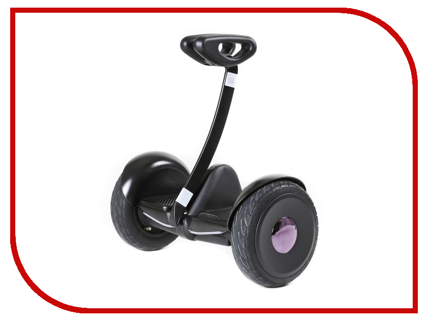 Сегвей MiniRobot Mini Black сегвей hoverbot g 5 black red