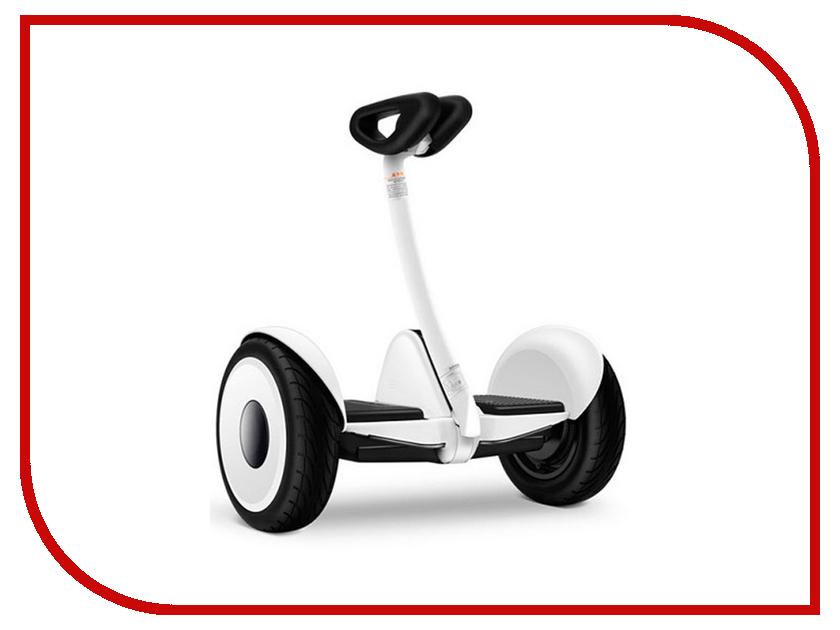 Сегвей MiniRobot Mini White сегвей hoverbot robot mini black