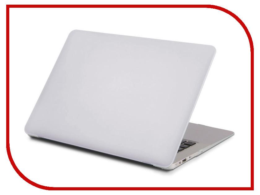 Аксессуар Чехол 13.3-inch Gurdini для APPLE MacBook Retina 13 Matt Grey