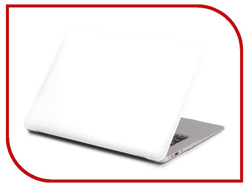 Аксессуар Чехол 13.3-inch Gurdini для APPLE MacBook Retina 13 Matt White