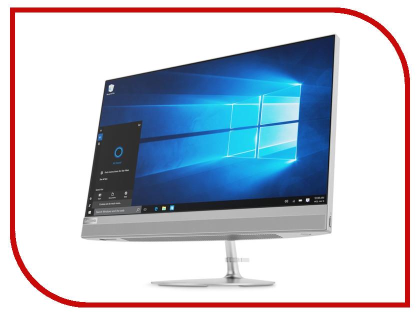 Моноблок Lenovo IdeaCentre AIO 520-24IKL Silver F0D100C8RK (Intel Pentium G4560T 2.9 GHz/4096Mb/1000Gb/DVD-RW/Intel HD Graphics/Wi-Fi/Bluetooth/23.8/1920x1080/DOS)
