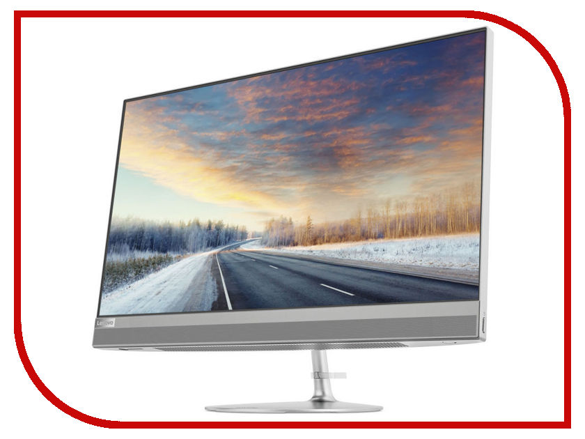 Моноблок Lenovo IdeaCentre AIO 520-24IKL Silver F0D100CARK (Intel Core i5-7400T 2.4 GHz/4096Mb/1000Gb/DVD-RW/Intel HD Graphics/Wi-Fi/Bluetooth/23.8/1920x1080/DOS) моноблок lenovo ideacentre aio 520 22iku ms silver f0d5000srk intel core i5 7200u 2 5 ghz 4096mb 1000gb dvd rw intel hd graphics wi fi bluetooth cam 21 5 1920x1080 dos