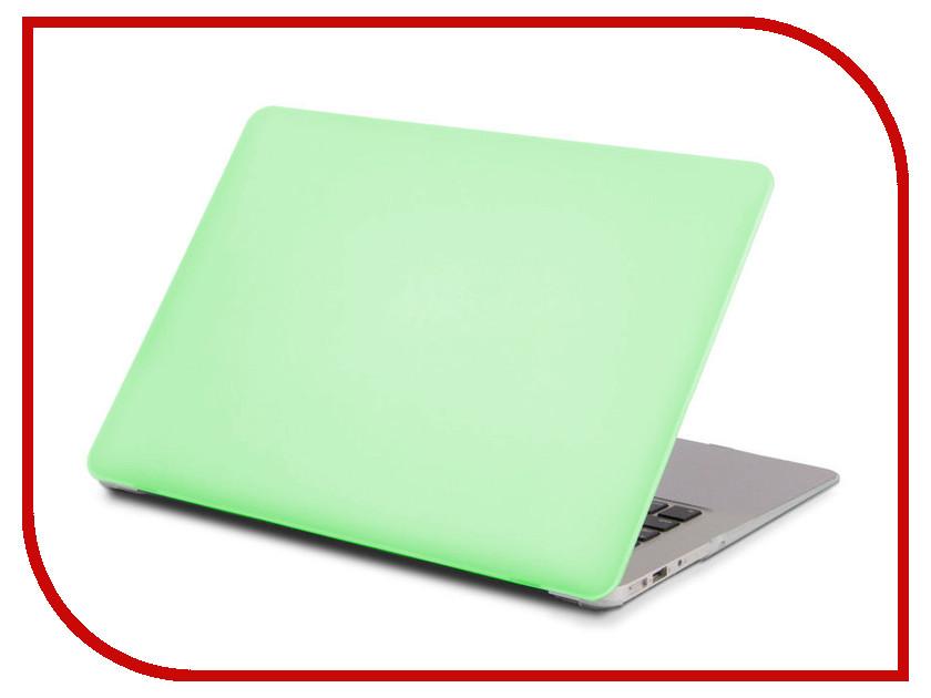 Аксессуар Чехол 13.3-inch Gurdini для APPLE MacBook Retina 13 Matt Acid Green