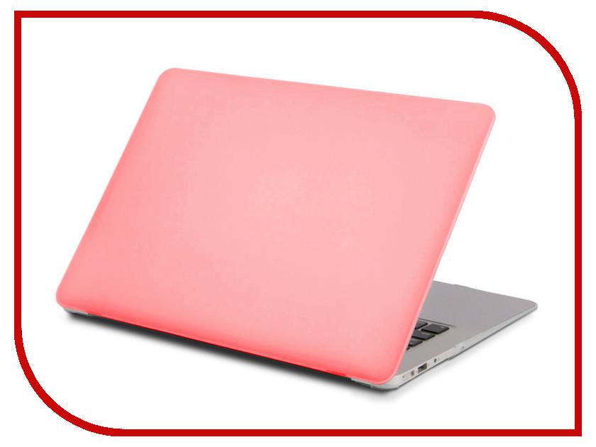 Аксессуар Чехол 13.3-inch Gurdini для APPLE MacBook Retina 13 Matt Rose Gold