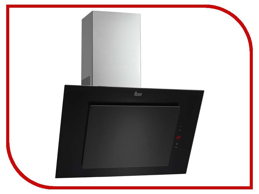 Кухонная вытяжка Teka DVT 680 B Black вытяжка со стеклом teka nc2 60 glass