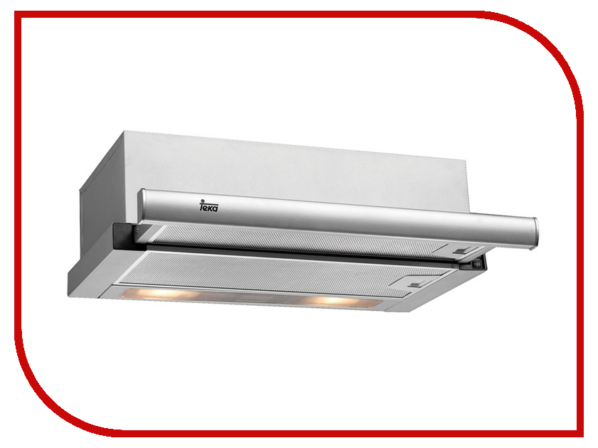 Кухонная вытяжка Teka TL 6310 ST Ainless Steel кухонная вытяжка teka dvt 680 b black