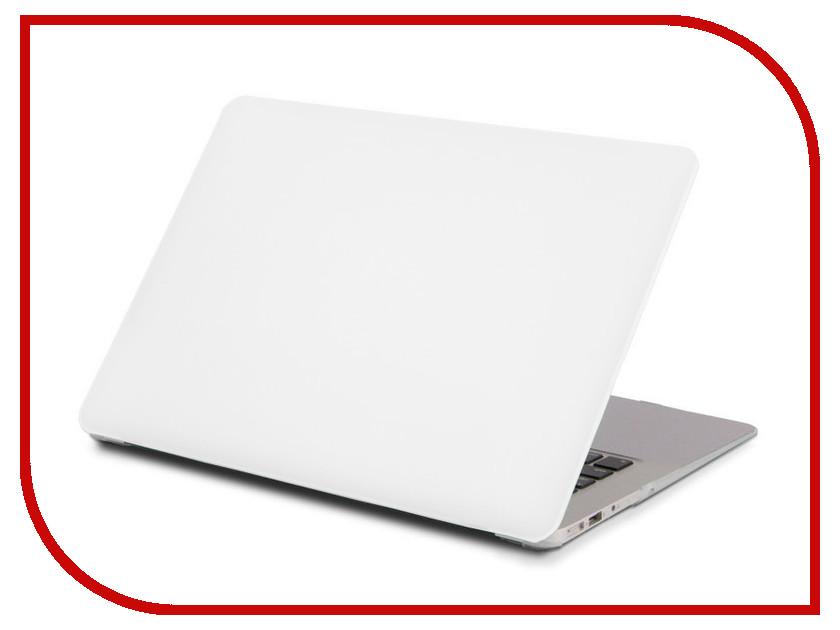Аксессуар Чехол 13.3-inch Gurdini для APPLE MacBook Retina 13 Matt Silver