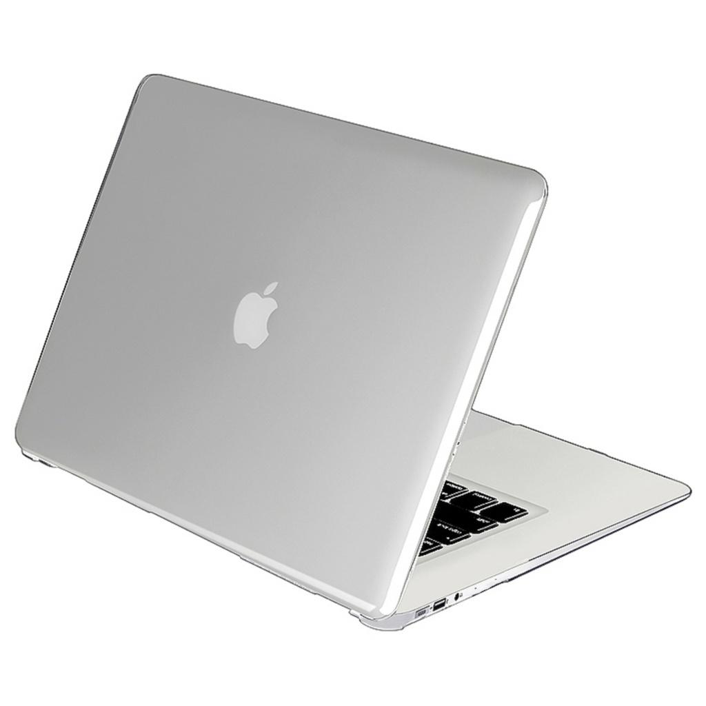 Аксессуар Чехол 15.0-inch Gurdini для APPLE MacBook Retina 15 Transparent 900118