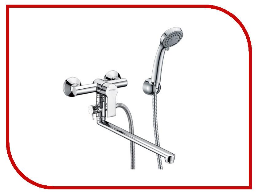 Смеситель WasserKRAFT Ammer 3702L Chrome 9060928