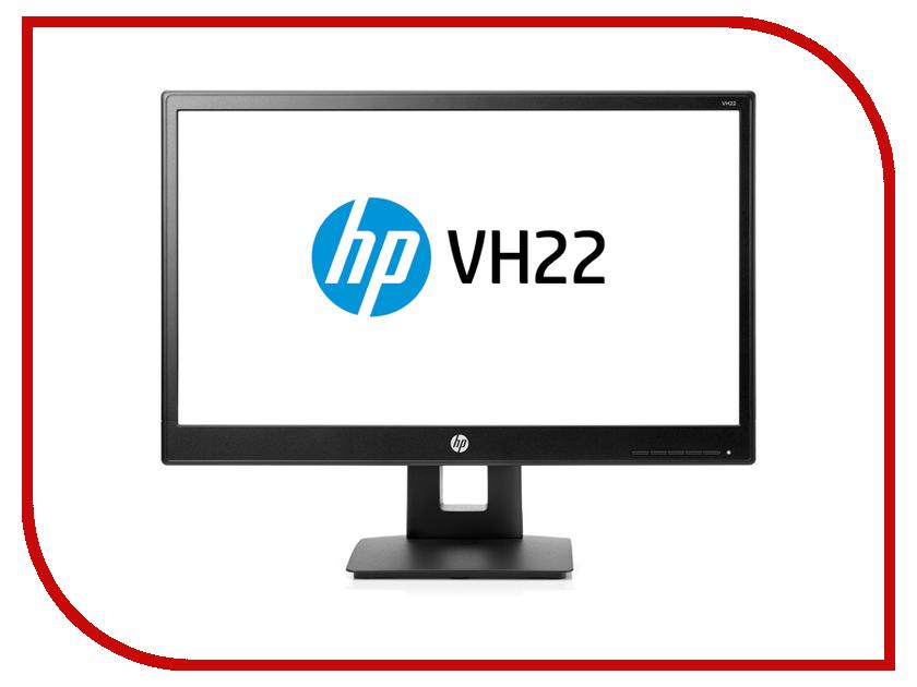 Монитор HP VH22 X0N05AA hewlett packard hp лазерный мфу печать копирование сканирование