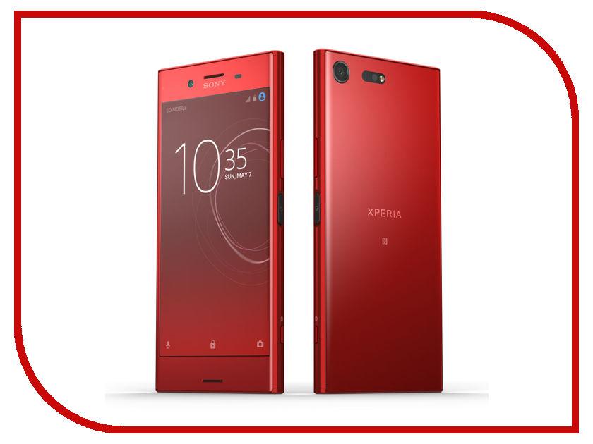 Сотовый телефон Sony G8142 Xperia XZ Premium Red