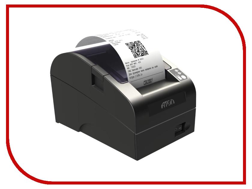 Фискальный регистратор Атол FPrint-22ПТК с фискальным накопителем 1.1 на 15 месяцев Black фискальный регистратор атол fprint 22птк без фн white