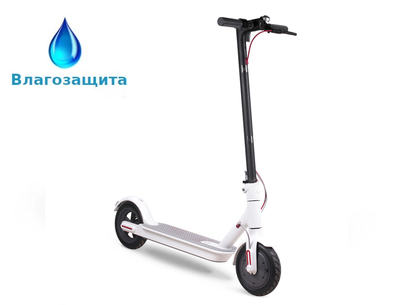Электросамокат Xiaomi Mijia Electric Scooter - M365 NewGen 2.0 Влагозащита White