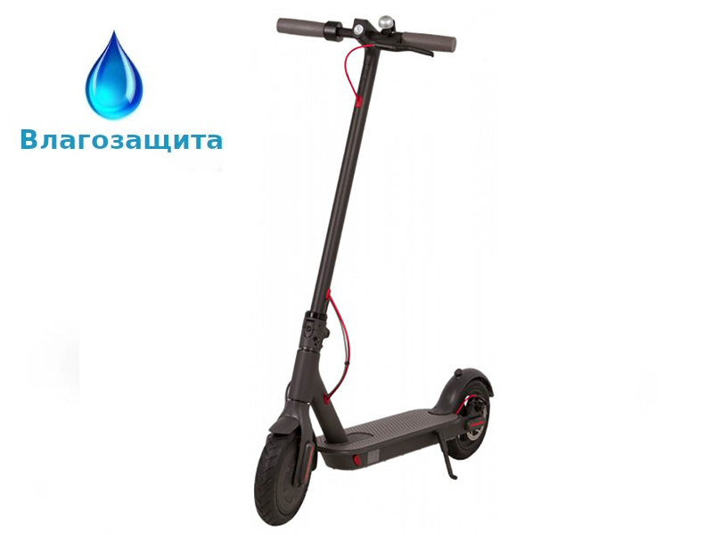 Электросамокат Xiaomi Mijia Electric Scooter - M365 Влагозащита Black