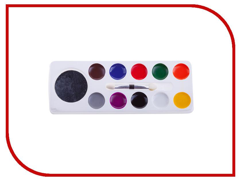 Краски для грима Фабрика Фантазий 10 цветов 57903/800-41264