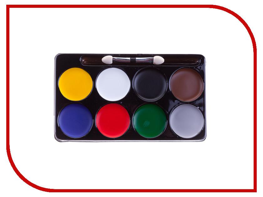 Краски для грима Фабрика Фантазий 8 цвета 53432-920/800-41267 цена