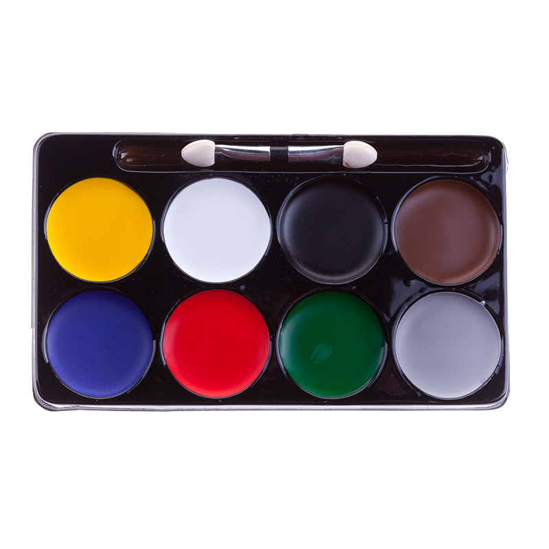 Краски для грима Фабрика Фантазий 8 цвета 53432-920/800-41267