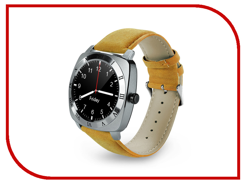 Умные часы Smart Watch X3 Silver smart baby watch q80 умные детские часы с gps голубые