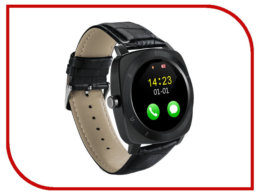 Zakazat.ru: Умные часы Smart Watch X3 Black