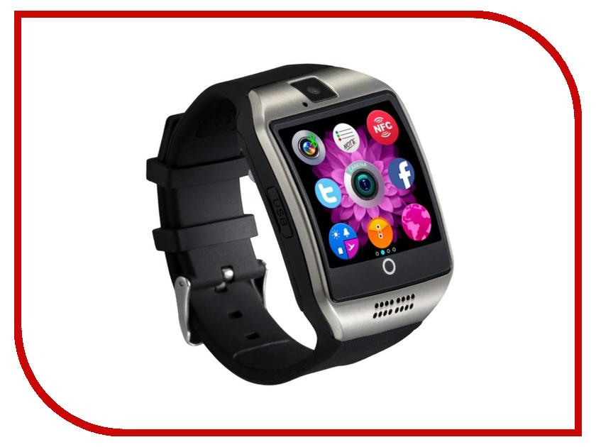 Умные часы Smart Watch Q18 Grey smart baby watch q80 умные детские часы с gps голубые