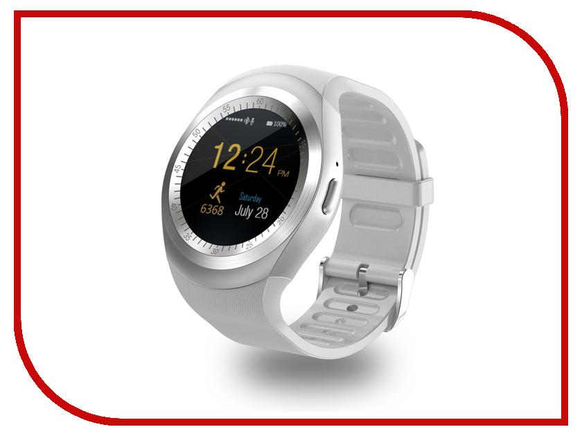 Zakazat.ru: Умные часы Smart Watch Y1 Silver