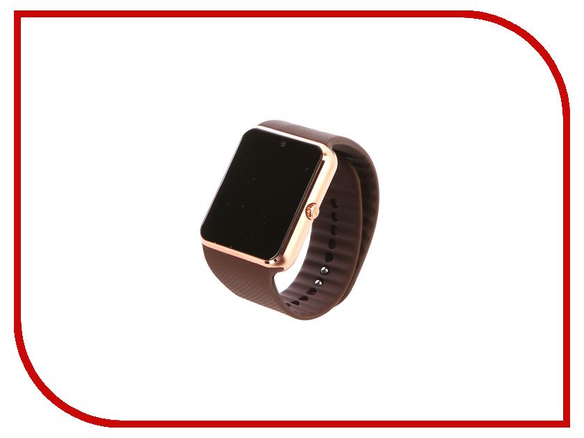 Смарт-часы F01  Умные часы Smart Watch F01 Gold