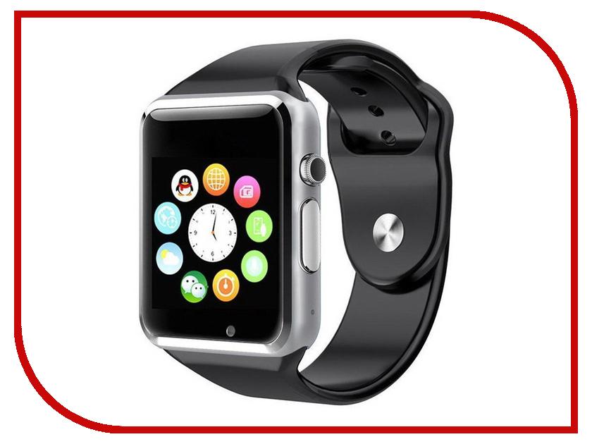 Умные часы Smart Watch A1 Black умные часы apple watch series 3 38mm grey space with black sport band mqkv2ru a